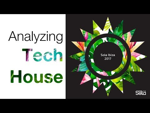 How To Produce Tech House – Analyzing A Reference Track