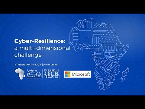 TAS2015 - Cyber Resilience   Multi dimensional challenge - 20 October 2015