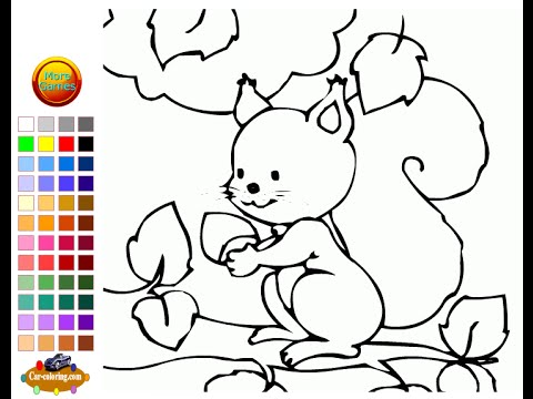 acorn coloring pages for kids acorn coloring pages