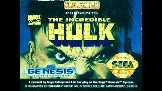 HULK the incredible (невероятный ХАЛК). SEGA/RUS. Прохождение игры / Видео