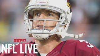 Carson Palmer A Hall Of Fame QB? | NFL Live | ESPN