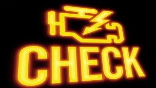 "★★★ ОШИБКА CHECK ""Check Engine"" Mitsubishi Lancer X #2 ★★★"
