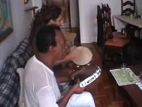 Brazilian Percussion Lesson