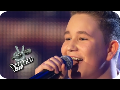 Michael Jackson - Man In The Mirror (Ridon) | Final | The Voice Kids 2016 | SAT.1