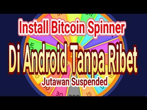 Tutorial Install CoinSpinner