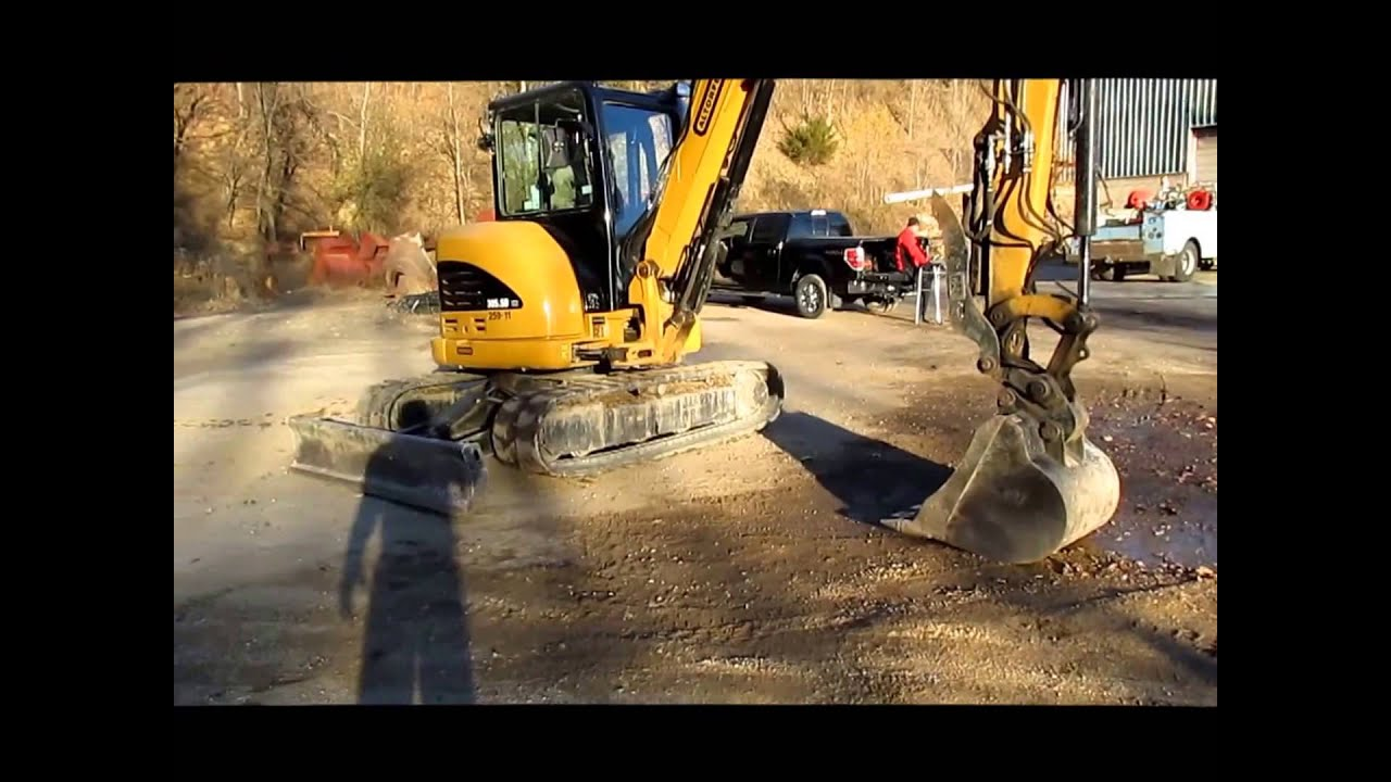 Volvo Ec35c Compact Excavator Workshop Service Repair