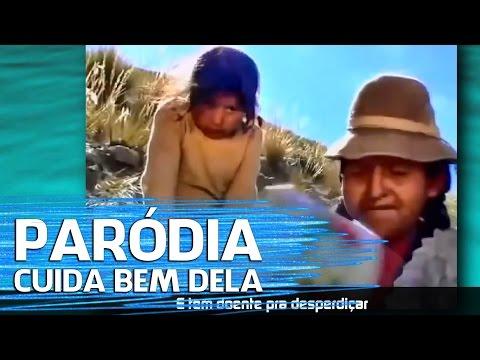 PARÓDIA CUIDA BEM DELA ♫  Não Famoso ReiDasParódias