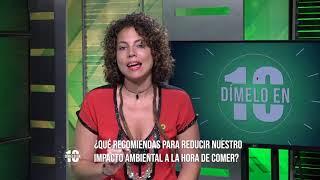 """Dímelo en 10 - Diana Pimentel """"La Green Chef"""""""