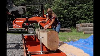 545-woodmizer-lx-150-one-month-in-and-what-i-learned