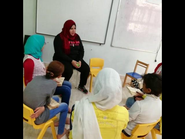 Heya Masr self defense session!