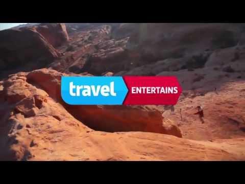 Travel Channel Rebrand 2013