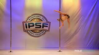 Annika Winkler - IPSF World Pole Championships 2018
