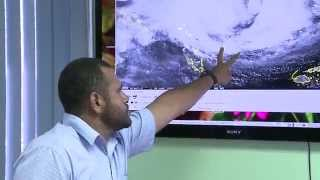 Fiji Meteorological Service media conference for Tropical Cyclone Pam update # 5.