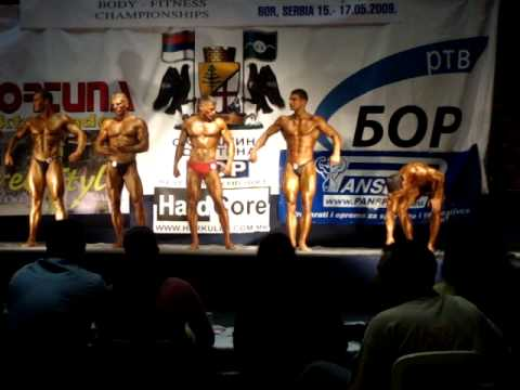 2009 Balkan BB Championship - Serbia, Bor - CBB up to 175cm - Tuty - 1st Place - Posedown 3
