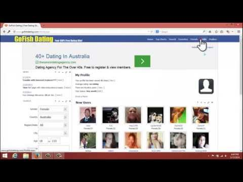 Unsubscribe From Email Notifications | Free Dating Site | Video Tutorials