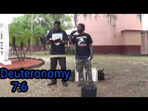 Israelites in Robles Park Tampa Florida