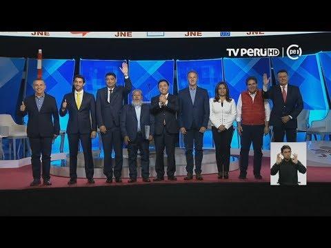 Bloque I - Debate Municipal 2018: Visión de Lima Metropolitana al 2022
