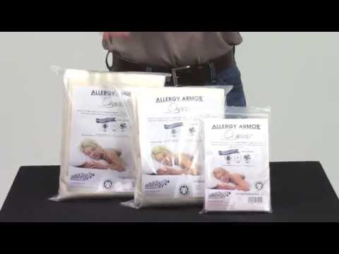 Allergy Armor Organic Covers