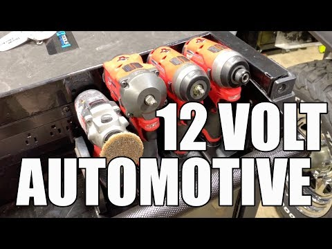 Why I Switched to Milwaukee M12