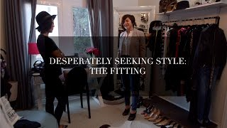Desperately Seeking Style: The Fitting