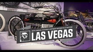 1912 Henderson // MC Collection of Stockholm // Mecum Las Vegas Motorcycles