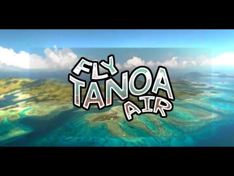 ArmA 3 Bush pilot Mod Fly Tanoa Air Suspenseful nighttime stall