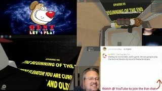 Gioca live! ROBLOX: L'ascensore normale di NowDoTheHarlemShake
