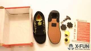 Комплектация роликовых кроссовок Heelys(Heelys - два в одном, ролики и кроссовки! Каталог http://www.x-fun.com.ua/category/heelys Группа Вконтакте http://vk.com/xfuncomua Страница..., 2013-12-05T14:48:17.000Z)