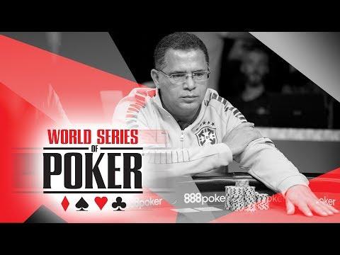 $565 COLOSSUS Final Table | 2018 WSOP | PokerGO