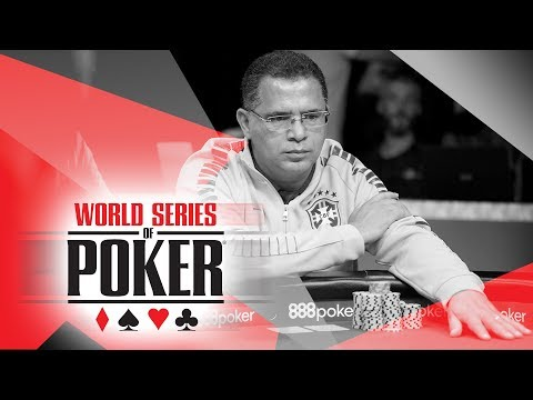 2017 WSOP Europe Event #11 - Main Event No-Limit Hold'em. Day 3