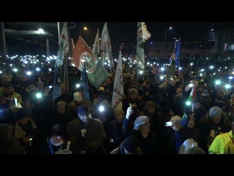 euronews (en français): Droits de l'homme : davantage de résistance aux autocrates