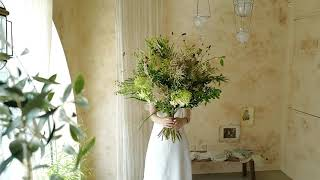 Bouquet, 대형소재부케, Floral Arrangement, Florist, Flower workshop, 플로리스트, 플라워레슨, KEIRA FLEUR(케이라플레르)