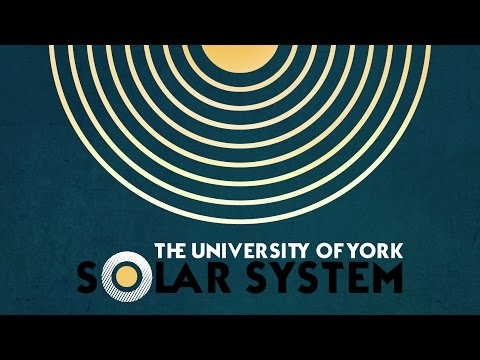 The University of York Solar System - Trailer