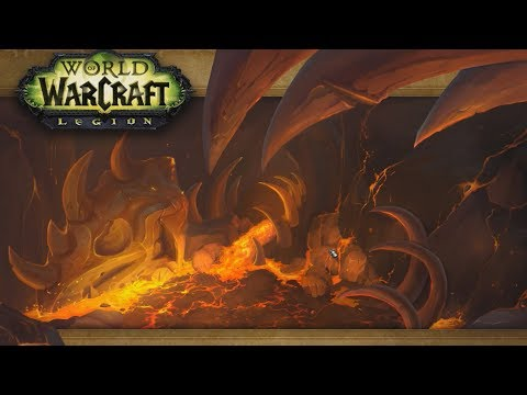 World of Warcraft - Neltharion's Lair Mythic +17 - Feral Druid PoV   Patch 7.3.0