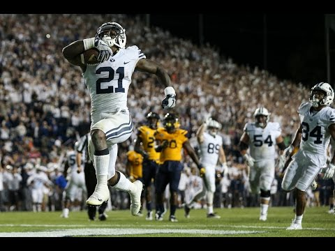 Jamaal Williams 2016 Highlights