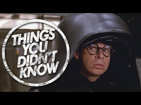 7 Things You (Probably) Didn't Know About Spaceballs