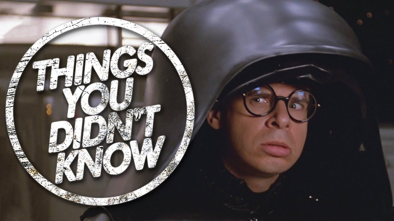 7 Things You (Probably) Didn't Know About Spaceballs - YouTube