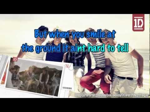 One Direction - What Makes You Beautiful (Instrumental-Karaoke)