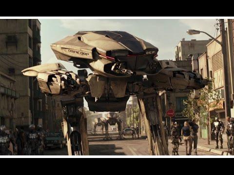 RoboCop (2014) - Operation Freedom Tehran (1080p) FULL HD