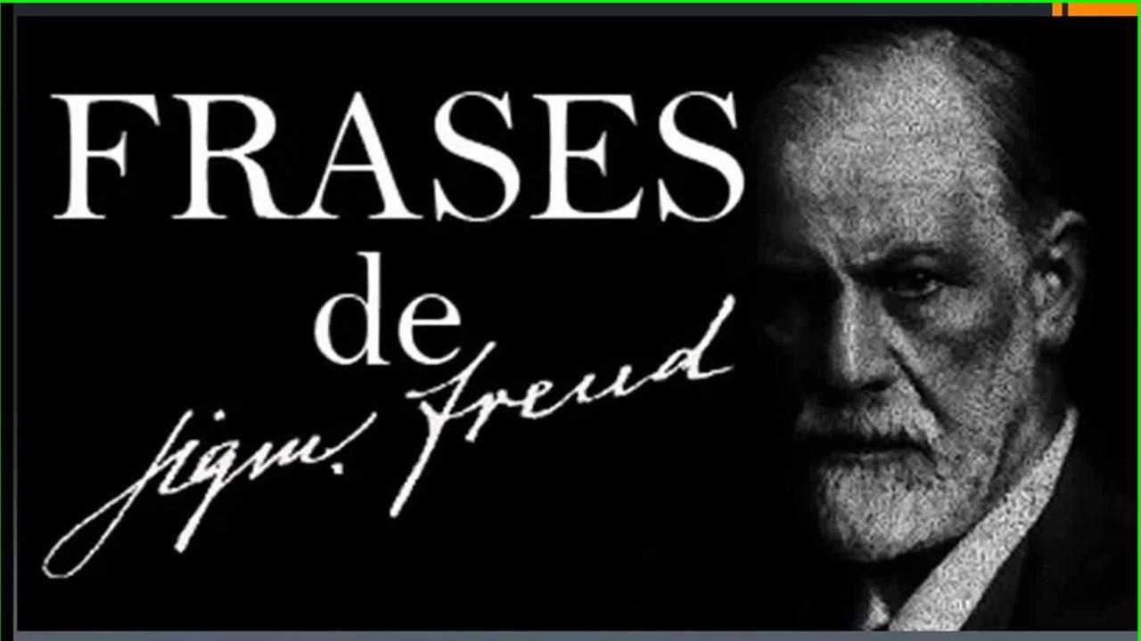 Mejores Frases De Sigmund Freud