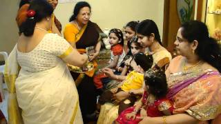 Abhiram Soumya Jahnavi Bhogi pandlu 14January2011