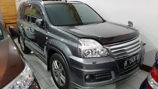 In Depth Tour Nissan X Trail T31 Autech 2010 Indonesia Youtube
