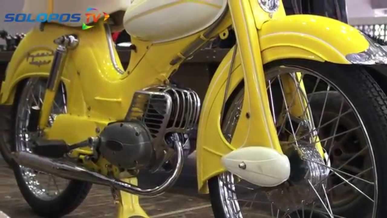 Motor Antik  Dkw Humel Super