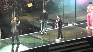 許志安 ON AND ON 2011演唱會 29/5  - BIG FOUR (PART 2)