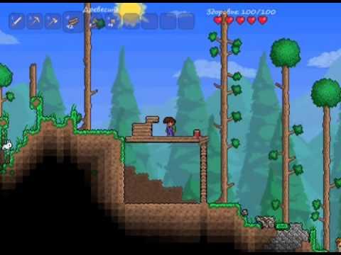 видео: Как построить дом в игре terraria