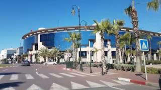 Avenue Annakhil Rabat - شارع النخيل الرباط