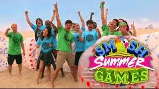 Smosh Summer Games☀️⛅️