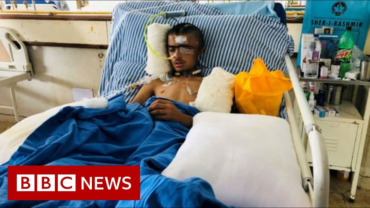 Kashmir: The controversial deaths causing tension - BBC News