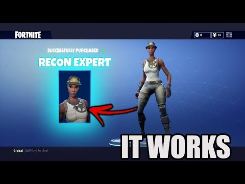How To Get ANY OG Fortnite Skin! *WORKING*