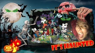 유령이 숨어있는 신비한 책 속에 숨어있는 유령을 찾아라 !  how many ghosts in the haunted house pop-up book? catch the ghost